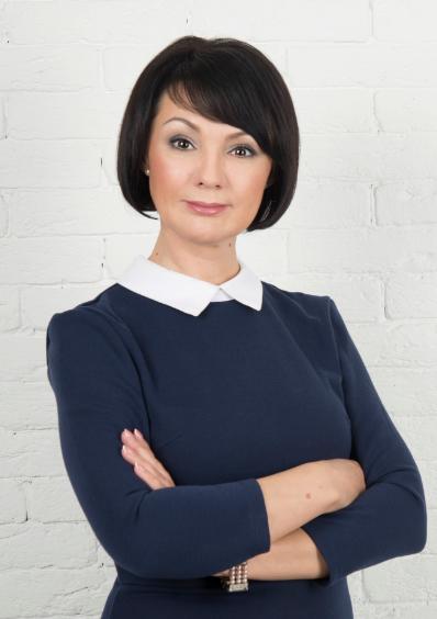 Гульнара Гарифулина – член ОП Иркутской области