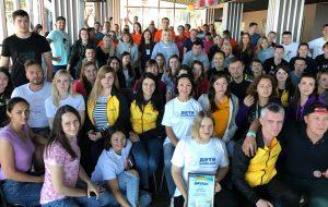 «Дети Байкала» на Всероссийском Слёте молодёжи