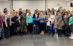 9 декабря прошла новогодняя встреча друзей благотворительного фонда «Дети Байкала»