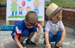 Прошла ярмарка «Сделано на Байкале для детей»