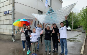 «Дети Байкала» с пользой поучаствовали в городских праздниках